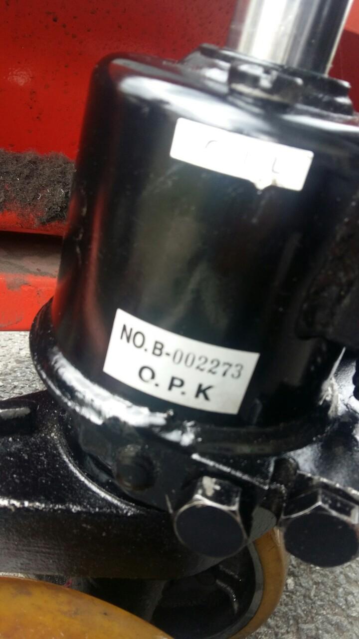 sửa xe nâng tay OPK- Nhật Bản