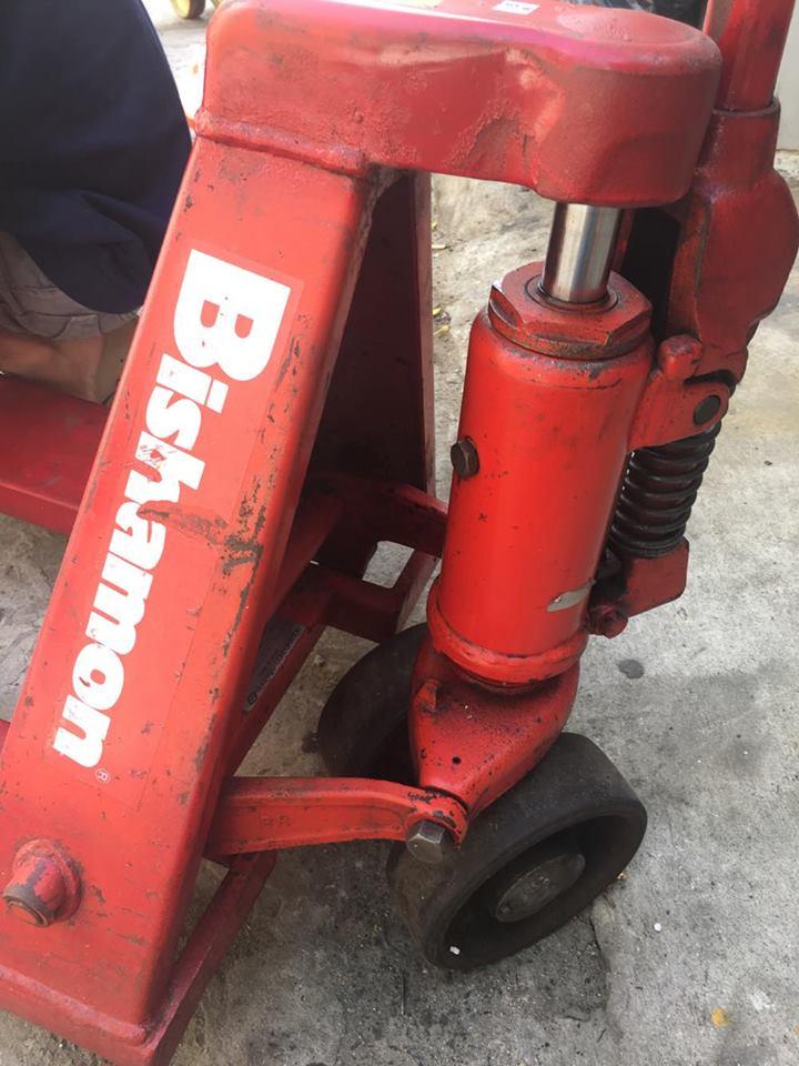 Xe nâng tay Bishamon 1500KG